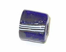15310 Z15310 15310- CUENTAS CRISTAL Brillantes -Cubico con rayas- Innspiro