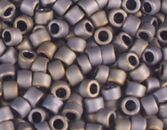 Z156613 156613 Z155613 155613 Cuentas japonesas cilindro Treasure mate gris oro viejo Toho