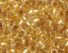 156701 Z155701 155701 Z156701 Cuentas japonesas cilindro Treasure autentico oro Toho