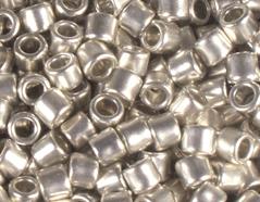 Z156714F 156714F Z155714F 155714F Cuentas japonesas cilindro Treasure autentico plata mate Toho