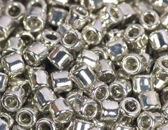 Z156714 156714 Z155714 155714 Cuentas japonesas cilindro Treasure autentico plata brillante Toho