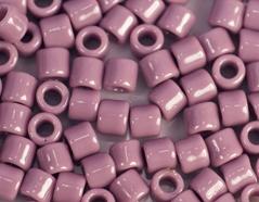 Z156852 156852 Z155852 155852 Cuentas japonesas cilindro Treasure opaco lila Toho
