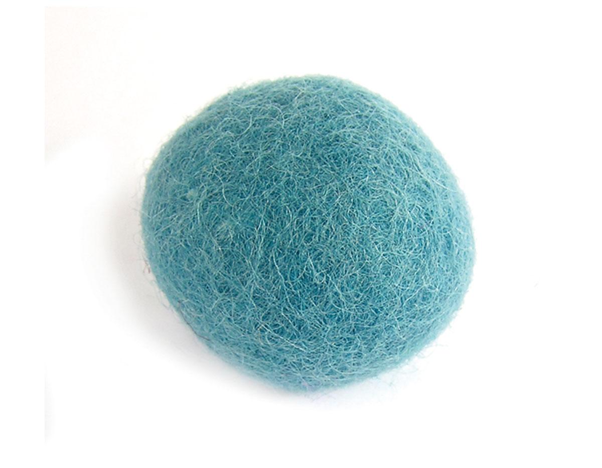 Z2706 Z2606 Z2306 Z1806 Z1606 2706 2606 2306 1806 1606 Fieltro de lana bola azul nautico Felthu