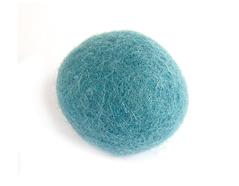 Z2706 Z2606 Z2306 Z1806 Z1606 2706 2606 2306 1806 1606 Fieltro de lana bola azul nautico Innspiro - Ítem