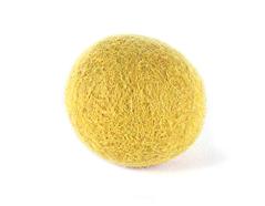 Z2734 Z2634 Z2334 Z1834 Z1634 2734 2634 2334 1834 1634 Fieltro de lana bola amarillo Felthu