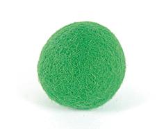 Z2745 Z2645 Z2345 Z1845 Z1645 2745 2645 2345 1845 1645 Fieltro de lana bola verde fuerte Felthu