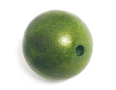 Z16613 16613 Z16593 16593 Z16573 16573 Z16553 16553 Z16533 16533 Cuenta madera bola encerada verde Innspiro