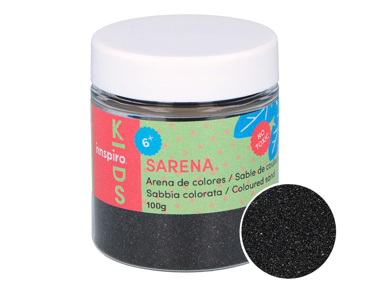 1701 Arena de colores negro Sarena