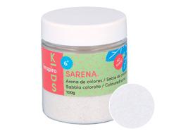 1703 Arena de colores blanco Sarena