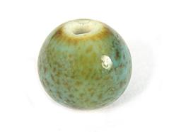 17110 Z17110 17100 Z17100 Cuenta ceramica bola verde Innspiro
