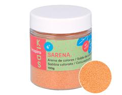 1710 Arena de colores melocoton Sarena