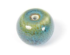Z17147 17147 Cuenta ceramica bola grande azul Innspiro
