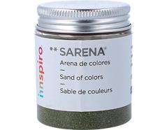 1716 Arena de colores verde oscuro Sarena