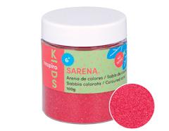 1726 Arena de colores rosa fucsia Sarena