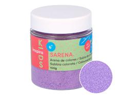 1727 Arena de colores violeta Sarena