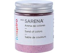 1728 Arena de colores lila Sarena