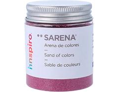 1729 Arena de colores lila fuerte Sarena