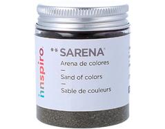 1736 Arena de colores marron fuerte Sarena