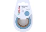 17430 Cinta masking tape Washi azul claro 15mm x10m Innspiro - Ítem1