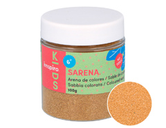 1747 Arena de colores oro Sarena