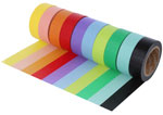 Set 10 cintas masking tape Washi Serie lisos básicos