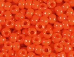 Z180050 180050 Cuentas japonesas rocalla opaca naranja Toho