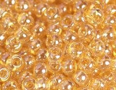Z180103 180103 Cuentas japonesas rocalla brillante amarillo Toho