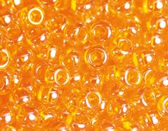 Z180111 180111 Cuentas japonesas rocalla brillante naranja Toho
