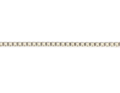 18261 Cadena plata de ley 925 cubo Innspiro
