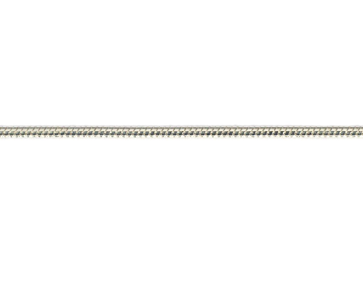 18262 Cadena plata de ley 925 cola de raton Innspiro