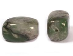 19130 Cuenta semipreciosa piedra jade africano Innspiro - Ítem