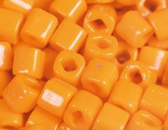 Z192042 192042 Cuentas japonesas cubo opaco amarillo Toho