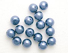 Z19588 B19588 19588 Z19568 B19568 19568 Z19548 B19548 19548 Z19508 B19508 19508 Perla de vidrio lacada azul marino Innspiro