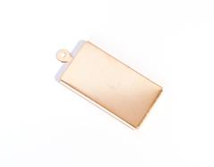 200016 200015 200014 A200014 A200015 A200016 Figura montaje metalica base rectangular dorada Innspiro