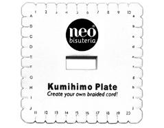 20002 Disco Kumihimo cuadrado Innspiro