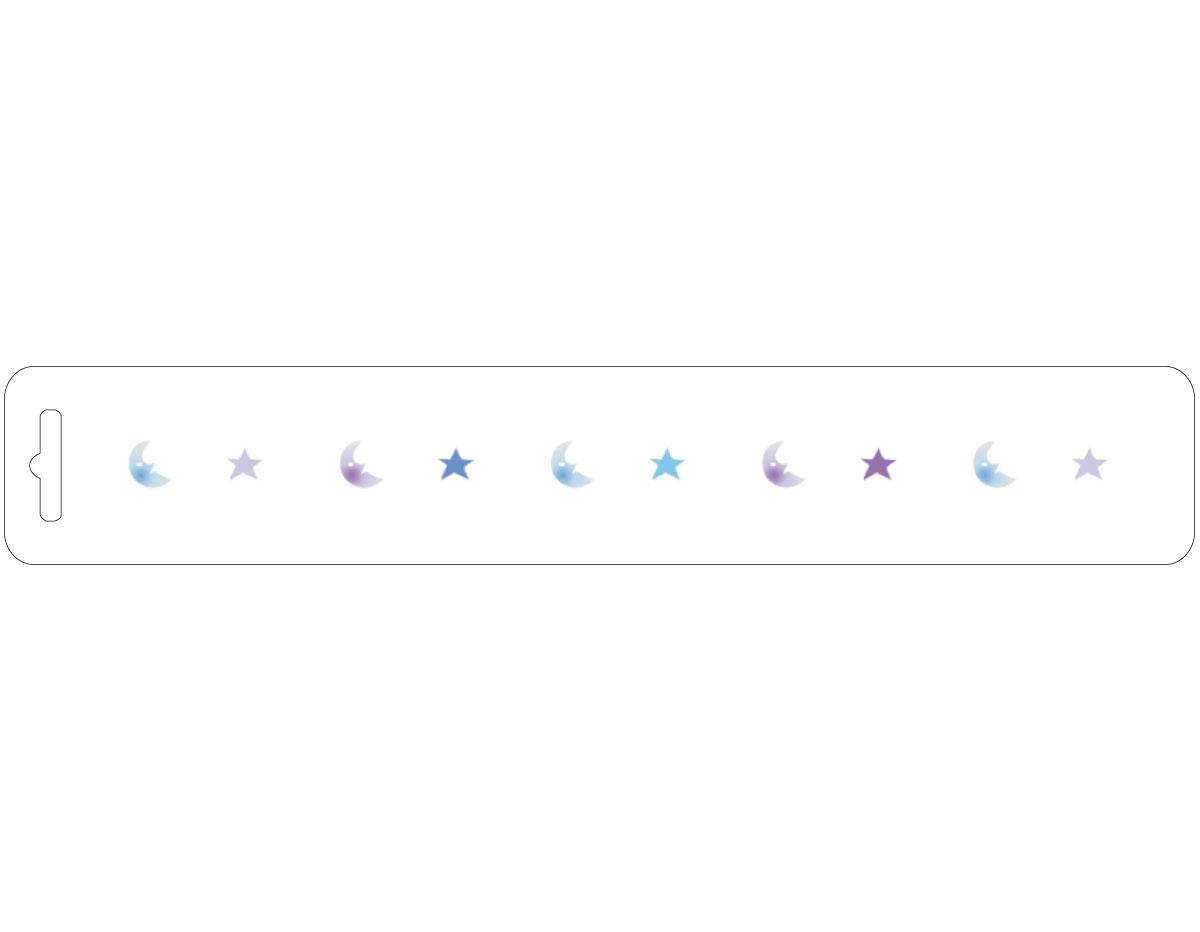 20364 Plantilla lunas y estrellas Innspiro