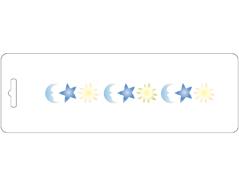 20421 Plantilla sol estrella luna Innspiro