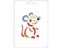 20425 Plantilla raton Innspiro
