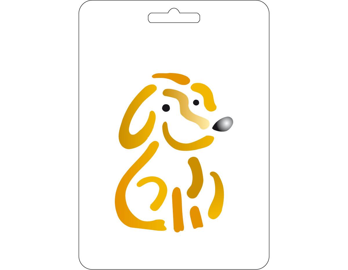 20430 Plantilla perro Innspiro