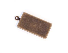 208016 208015 208014 A208014 A208015 A208016 Figura montaje metalica base rectangular dorada envejecida Innspiro