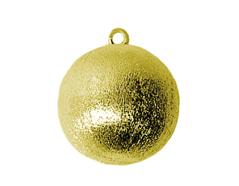 A210001 210001 Colgante metalico cobre pulido bola dorado Innspiro