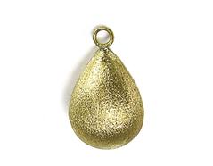 A210006 210006 Colgante metalico cobre pulido gota dorado Innspiro