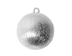 A210201 210201 Colgante metalico cobre pulido bola plateado Innspiro
