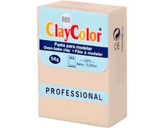 2103 Pasta polimerica Basicos rosa ClayColor