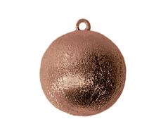 A210601 210601 Colgante metalico cobre pulido bola cobrizo envejecido Innspiro