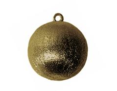 A210801 210801 Colgante metalico cobre pulido bola dorado envejecido Innspiro