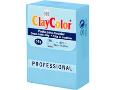 2110 Pasta polimerica Basicos azul cielo ClayColor