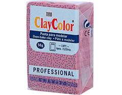2141 Pasta polimerica Granito rosa fuerte ClayColor