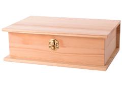 21545 Caja madera de pino Innspiro