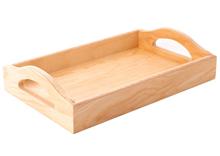 21581 21585 21583 21587 Bandeja madera de pino rectangular Innspiro - Ítem